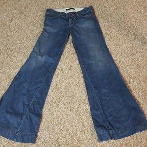 Jbrand bell bottom Jean's